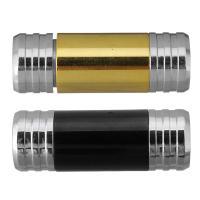 Edelstahl Magnetverschluss, plattiert, keine, 28x10x10mm, Innendurchmesser:ca. 6mm, 10PCs/Menge, verkauft von Menge