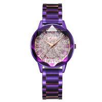 MEIBIN® Damen Schmuck Uhren, Zinklegierung, mit Glas, plattiert, für Frau & mit Strass, keine, 36x12mm, Länge:ca. 9.4 ZollInch, verkauft von PC