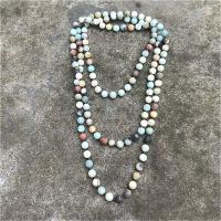 Amazonit Halskette, verschiedene Stile für Wahl, verkauft von Strang