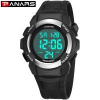 PANARS® Uhrenkollektion, Zinklegierung, plattiert, einstellbar & LED & für den Menschen, keine, 48x16.5mm, 26.5mm, Länge:ca. 10.4 ZollInch, verkauft von PC