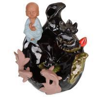 Porcelain Backflow Incense Burner, Porzellan, 160x180x150mm, verkauft von PC