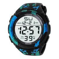 honhx® Uhrenkollektion, Harz, mit TPU Kunststoff & organisches Glas & Edelstahl, plattiert, für den Menschen & glänzend, keine, 50mm, Länge:ca. 9 ZollInch, verkauft von PC