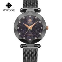 WWOOR® Collection Uhr, Edelstahl, mit Glas & Zinklegierung, plattiert, Sternendesign & für Frau & mit Strass, keine, 34mm, Länge:ca. 8.4 ZollInch, verkauft von PC
