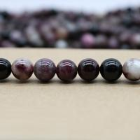 Turmalin Perle, poliert, DIY & verschiedene Größen vorhanden, verkauft von Strang