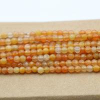 Naturstein Perle, poliert, DIY & verschiedenen Materialien für die Wahl, keine, 3mm, Bohrung:ca. 1mm, 5SträngeStrang/Menge, verkauft von Menge
