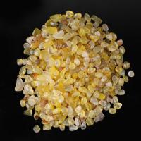 Gelber Achat Cabochon, poliert, verschiedene Größen vorhanden, verkauft von kg