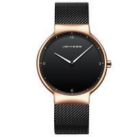 Ehepaar Uhrenarmbänder, Edelstahl, mit Glas & Zinklegierung, plattiert, verschiedene Stile für Wahl & für paar, keine, verkauft von PC