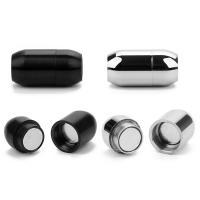 Edelstahl Magnetverschluss, plattiert, verschiedene Größen vorhanden, keine, verkauft von Tasche