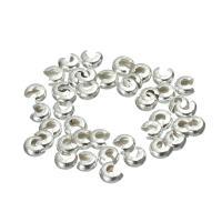 Eisen Positionierung Bead, plattiert, keine, 4.50x5mm, ca. 300PCs/Tasche, verkauft von Tasche