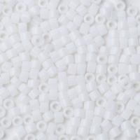 Seedbead Perle, Einbrennlack, Volltonfarbe, keine, 1.6mm, Bohrung:ca. 0.8mm, verkauft von Tasche