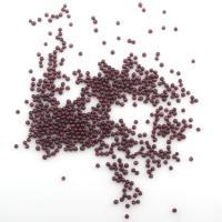 Volltonfarbe Glas Rocailles, Glas-Rocailles, rund, verschiedene Größen vorhanden, keine, verkauft von Tasche