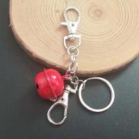 Iron Key Schließe, Eisen, Einbrennlack, unisex, keine, frei von Nickel, Blei & Kadmium, 100mm, 10PCs/Tasche, verkauft von Tasche