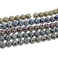 Runde Kristallperlen, Kristall, verschiedene Größen vorhanden, mehrere Farben vorhanden, verkauft per ca. 11.22 ZollInch, ca. 11.81 ZollInch Strang