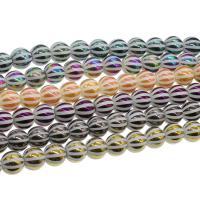 Runde Kristallperlen, Kristall, verschiedene Größen vorhanden, mehrere Farben vorhanden, verkauft per ca. 11.22 ZollInch, ca. 12 ZollInch Strang