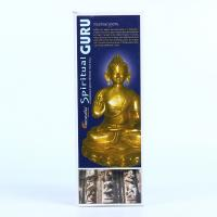 Indien Weihrauch, Sandelholz, 90x250x60mm, 6PCs/Box, verkauft von Box