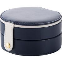 PU Leder Schmucksetkasten, mehrschichtig & wasserdicht, keine, 100x110x55mm, 5PCs/Menge, verkauft von Menge