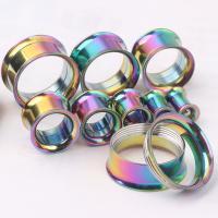 Edelstahl Piercing Durchstich, unisex & verschiedene Größen vorhanden, keine, verkauft von Paar