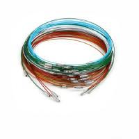 Edelstahl Halskette Schnur, für Frau, keine, 1mm, Länge:18 ZollInch, 10PCs/Menge, verkauft von Menge
