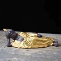 Buddhische Geschenke Dekorationen, Lila Sand, Buddha, handgemacht, keine, 135x30x45mm, verkauft von PC