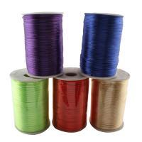 echte Seide Draht, gemischte Farben, 100x67x63mm, Bohrung:ca. 19mm, verkauft von Tasche