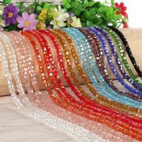 Mode Glasperlen, Glas, Quadrat, verschiedene Größen vorhanden, keine, verkauft von Tasche