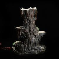 Porcelain Backflow Incense Burner, Harz, Mit Verpackungskasten, 235x175x155mm, verkauft von PC