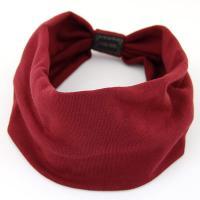 Stirnband, Baumwolle, keine, 240x75mm, Länge:ca. 9.45 ZollInch, verkauft von PC