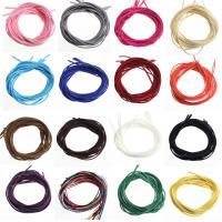 Wollschnur, Baumwollsamt, DIY, keine, 2.7x1mm, 10m/Menge, verkauft von Menge