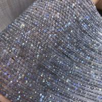Mondstein Perlen, poliert, DIY & verschiedene Größen vorhanden, grau, verkauft per ca. 15 ZollInch Strang