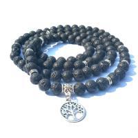 Wrap Armband , Edelstein, plattiert, unisex, keine, 850-920mm, verkauft von Strang