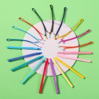 Haarschieber, Zinklegierung, verschiedene Stile für Wahl & für Frau, gemischte Farben, frei von Nickel, Blei & Kadmium, verkauft von setzen