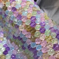 Natürlicher Quarz Perle, poliert, DIY & verschiedene Größen vorhanden, keine, verkauft per ca. 15 ZollInch Strang