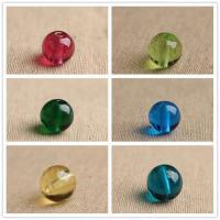 Handgewickelte Perlen, Lampwork, rund, keine, 12mm, Bohrung:ca. 1mm, 10PCs/Tasche, verkauft von Tasche