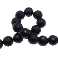Lapislazuli Perlen, plattiert, DIY & facettierte, blau, 20x20x20mm, Bohrung:ca. 1mm, 20PCs/Strang, verkauft von Strang