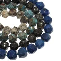 Achat Perlen, keine, 24x22mm/22x17mm, Bohrung:ca. 2mm, ca. 20PCs/Strang, verkauft von Strang