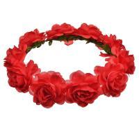 Brautkranz, Stoff, Blume, handgemacht, für Frau, keine, 180mm, verkauft von PC