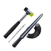 Zinklegierung mit Kunststoff, plattiert, verschiedene Stile für Wahl, frei von Nickel, Blei & Kadmium, 290x100x25mm, verkauft von setzen