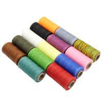 Begriffe & Nähzubehör, Polyester, keine, 0.8mm, 50m/Menge, verkauft von Menge