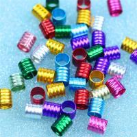 Aluminium Zylinder, Oxidation, keine, 8x15mm, 200PCs/Tasche, verkauft von Tasche