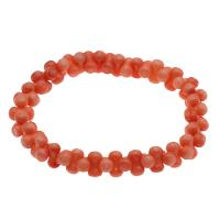 Korallen Armband, Koralle, für Frau, rote Orange, 9*5mm, verkauft per ca. 7.5 ZollInch Strang