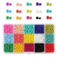 Seedbead Perle, mit Glasperlen, Einbrennlack, DIY & verschiedene Größen vorhanden & verschiedene Stile für Wahl, 175x98mm, verkauft von setzen