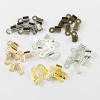 Eisen Armbänder Zubehöre, plattiert, DIY & verschiedene Größen vorhanden, keine, frei von Nickel, Blei & Kadmium, 200PCs/Tasche, verkauft von Tasche