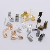 Eisen Armbänder Zubehöre, plattiert, DIY & verschiedene Größen vorhanden, keine, frei von Nickel, Blei & Kadmium, 100PCs/Tasche, verkauft von Tasche
