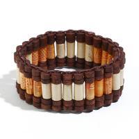 Kunststoff -Armband, unisex & Anti-Müdigkeit, gemischte Farben, 25mm, verkauft per ca. 6.69 ZollInch Strang