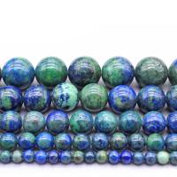 Lapislazuli Perlen, rund, DIY & verschiedene Größen vorhanden, verkauft per ca. 14.9 ZollInch Strang