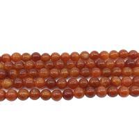Natürliche Drachen Venen Achat Perlen, Drachenvenen Achat, rund, DIY & verschiedene Größen vorhanden, verkauft per ca. 14.9 ZollInch Strang
