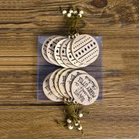 Holz DIY & verschiedene Stile für Wahl & hohl, keine, 120*120*10mm, verkauft von setzen