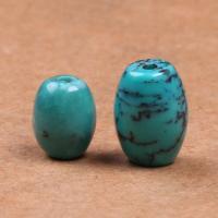 Türkis Perlen, DIY & verschiedene Größen vorhanden, 50PCs/Menge, verkauft von Menge