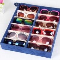 WildlederVeloursleder Brillenetui, unisex, keine, 370x328x60mm, ca. 2PCs/Menge, verkauft von Menge