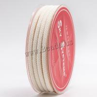 Mode Schnur Schmuck, Polyester, keine, 4mm, 2m/Spule, verkauft von Spule